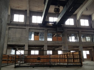 Inside the Seaholm Power Plant