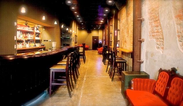 Barringer Bar new space 108 Main St.
