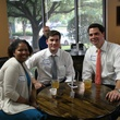 Houston, Houston Young Lawyers and South Asian Bar Associations YP Event, June 2015, Anita Barksdale,Travis Buchanan, Will Richardson