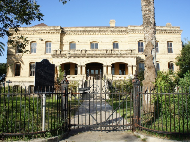 Galveston, haunted tours, Halloween, October 2012, house