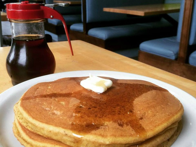 Kerbey Lane Cafe pancakes