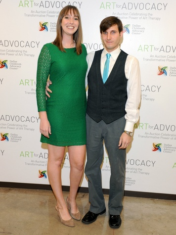 Lisa Hees, Michael Bravata, Art For Advocacy