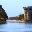red bull, cliff diving, hell's gate, possum kingdom lake, texas