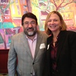 Roman Martinez and Nancy Barnes at luncheon November 2013