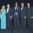 88 Krystin Page, from left, Ric Campo, Herman Burroughs, Judson W. Robinson III and Cary Yates at the Houston Area Urban League Gala June 2014