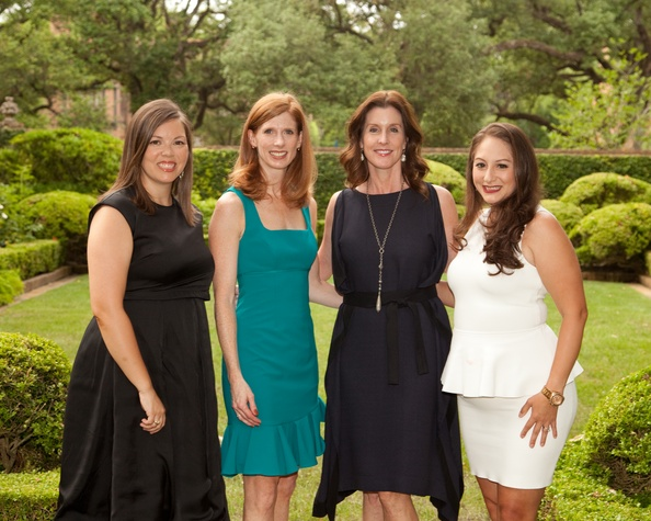 Houston, Junior League Legacy Salute, May 2015, Mary Lee Wilkens, Elizabeth Love, Phoebe Tudor, Tanya Leiber