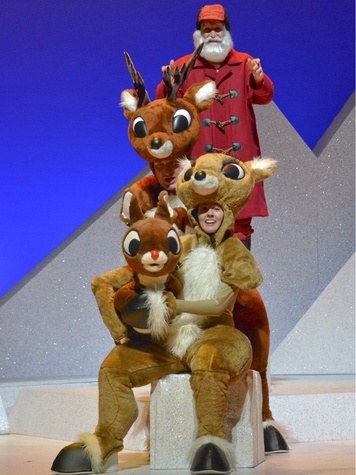 Rudolph the Red-Nosed Reindeer Dallas