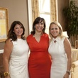 1 Leticia Trauber, from left, Ana Schick and Marie Louise Kinder at the Small Steps Luncheon