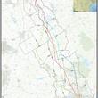 Houston Dallas bullet train routes all proposed