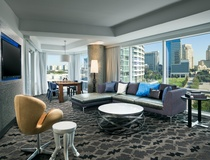 "Diana Oates: Houston firm engineers ""cowboy cool"" design makeover of hip Dallas hotel"