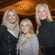 Tena Lundquist Faust, from left, Lynda Hartman and Tama Lundquist at the Trailblazer Awards Luncheon February 2014