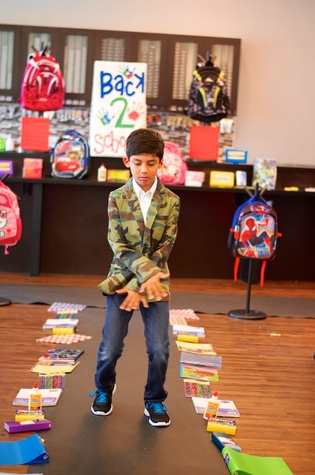 News, Shelby, Crimestoppers Kids Fashion Show, August 2014, Nikhil Shah