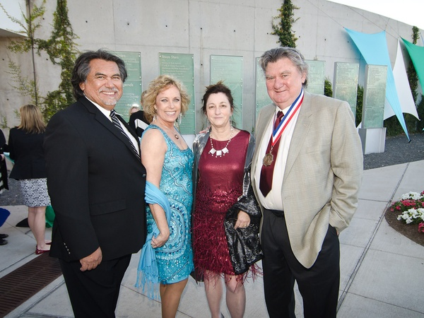 10, Texas Medal of Arts, March 2013, 5728, Jesus Moroles, Susan Budge, Charmaine Locke, James Surls