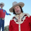 Bill Bragg was the voice of Big Tex