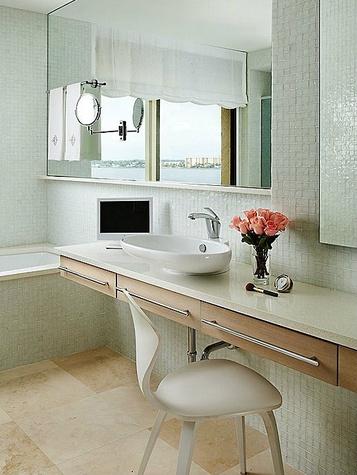 Modern bathroom redo