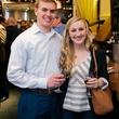 10 Steven Mickey and Allison Huseman at the Artesa wine tasting at Cru March 2014