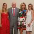 Katie Arnoldy, Scotty Arnoldy, Jana Arnoldy, Lindley Arnoldy at Best Dressed Luncheon 2017