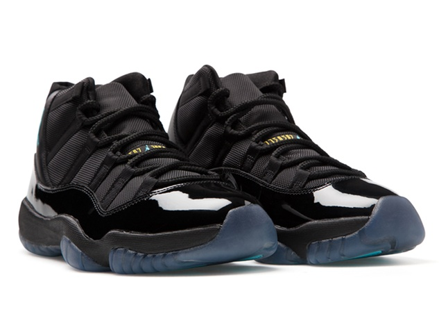 Air Jordan 11 retro gamma 2013 tennis shoe December 2013