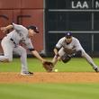 Derek Jeter crouch Astros