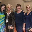 Amy Norton, Amy Simmons, Joyce Rogge, Laura Hudson, Orphan Outreach award