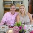 News, Shelby, Heights dinner, Ginger Baldwin, Martin Pike, July 2014