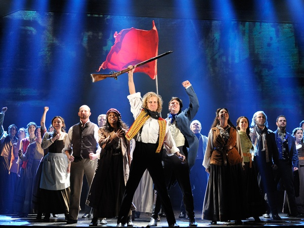 Les Miserables, cast, November 2012