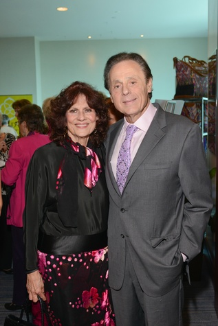 29 Donna and Tony Vallone at the Memorial Hermann Razzle Dazzle luncheon October 2014