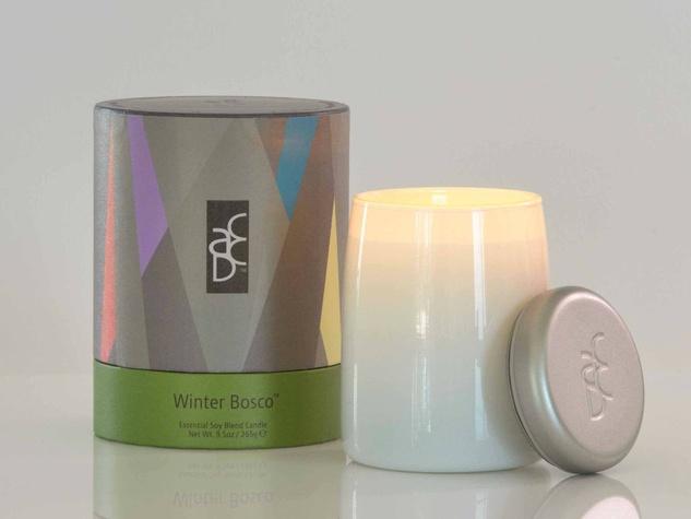 Winter Bosco candle