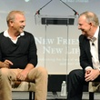 Kevin Costner, Gary Cogill, Wings Luncheon