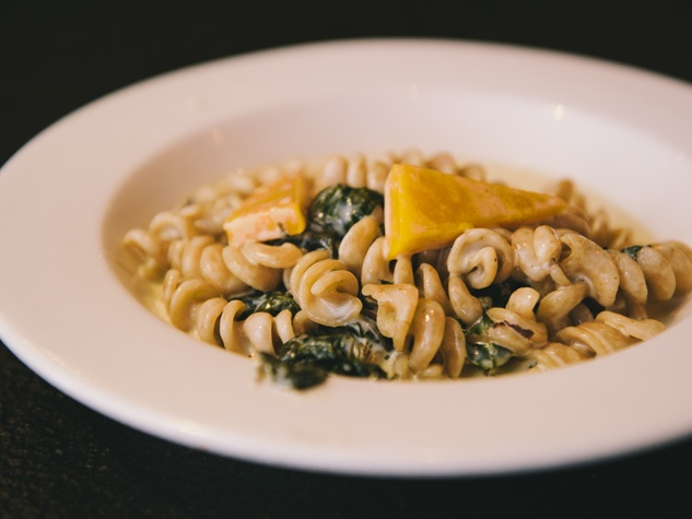 14 macaroni and cheese at Dine Around Houston at Sparrow Bar & Cookshop