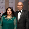 181 Sehar and Shahid Javed at Tiger Ball March 2014
