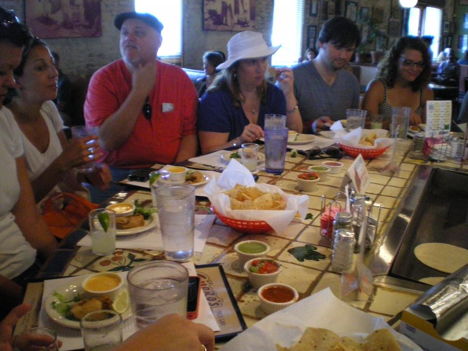 Austin photo: News_Mike_Austin Food Tour_Guero's Taco Bar