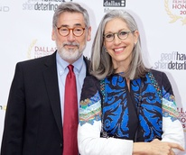 John and Deborah Landis at DIFF 2015