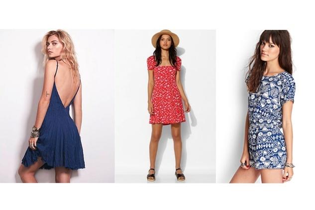 summerfest fashion, sun dresses, romper