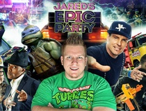Claire St. Amant: Texas man's 30th birthday dream turns into epic party with Vanilla Ice, Coolio & Ninja Turtles