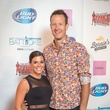 Clutch City Battioke 2015 Christina and Steve Novak