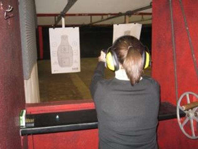 memorial shooting center