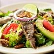 Maza Bar & Grill, The Colony, salad