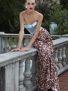 Elizabeth Kennedy spring 2017 look 24