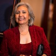 Sandra Lopez at the Crisis Intervention Gala April 2014