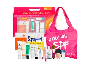 News_Kendall_Summer Fun_Fun in the Sun_Sephora Sun Safety Kit