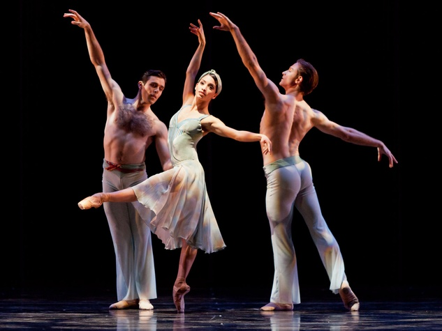 News_Houston Ballet_Tapestry_Karina Gonzalez_Ian Casady_Connor Walsh_Stanton Welch choreographer