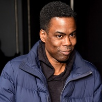 Chris Rock at Rihanna Fenty Puma fashion show