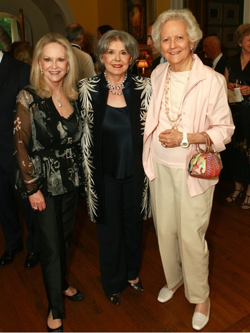 Jill Rowlett, Dee Wyly, Carolyn Lupton