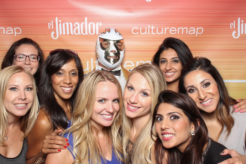 153 Smilebooth at CultureMap Summer Social July 2014