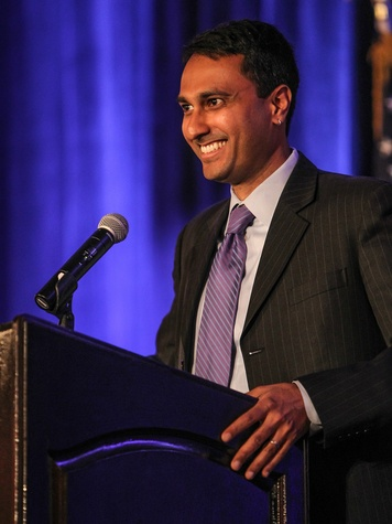 Eboo Patel, National Day of Prayer Luncheon