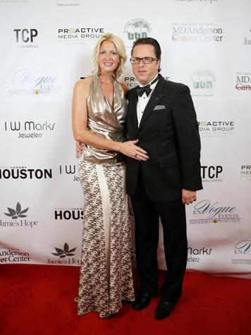 13 Karisa and Fred Gallucci at Hope Masquerade for a Cure Gala November 2013