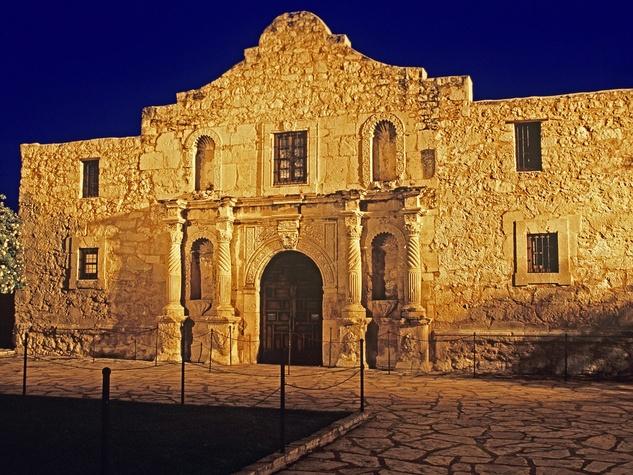 News_The Alamo_San Antonio, Texas
