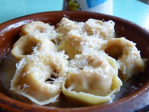 giacomo's cibo e vino pasta tortellini