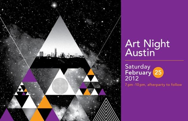Austin photo: Event_Art Night Austin_Logo